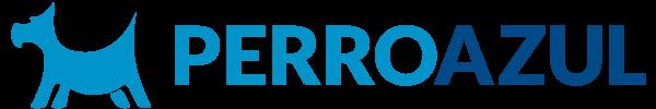 Logo El Perro Azul colores