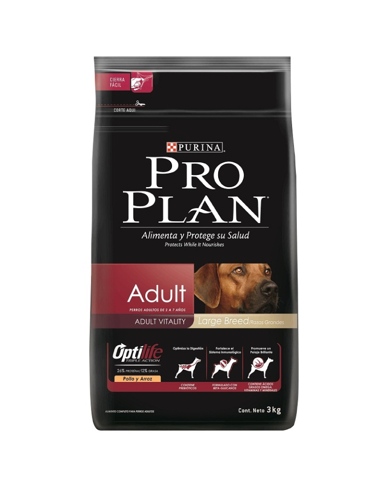 Pro Plan Adulto Razas Grandes