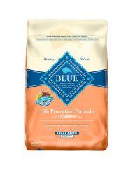 Blue Buffalo Cachorro Razas Grandes Receta de Pollo y Arroz