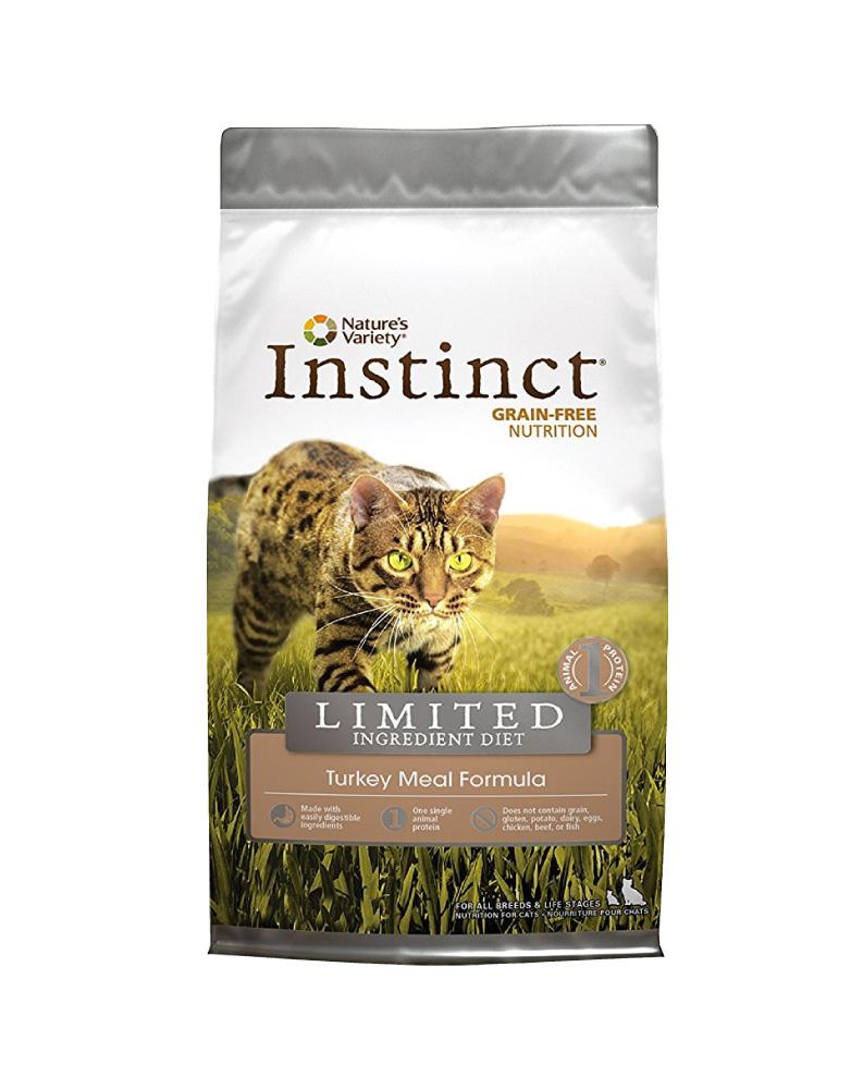 Instinct Dieta de Ingredientes Limitados de Pavo para Gato