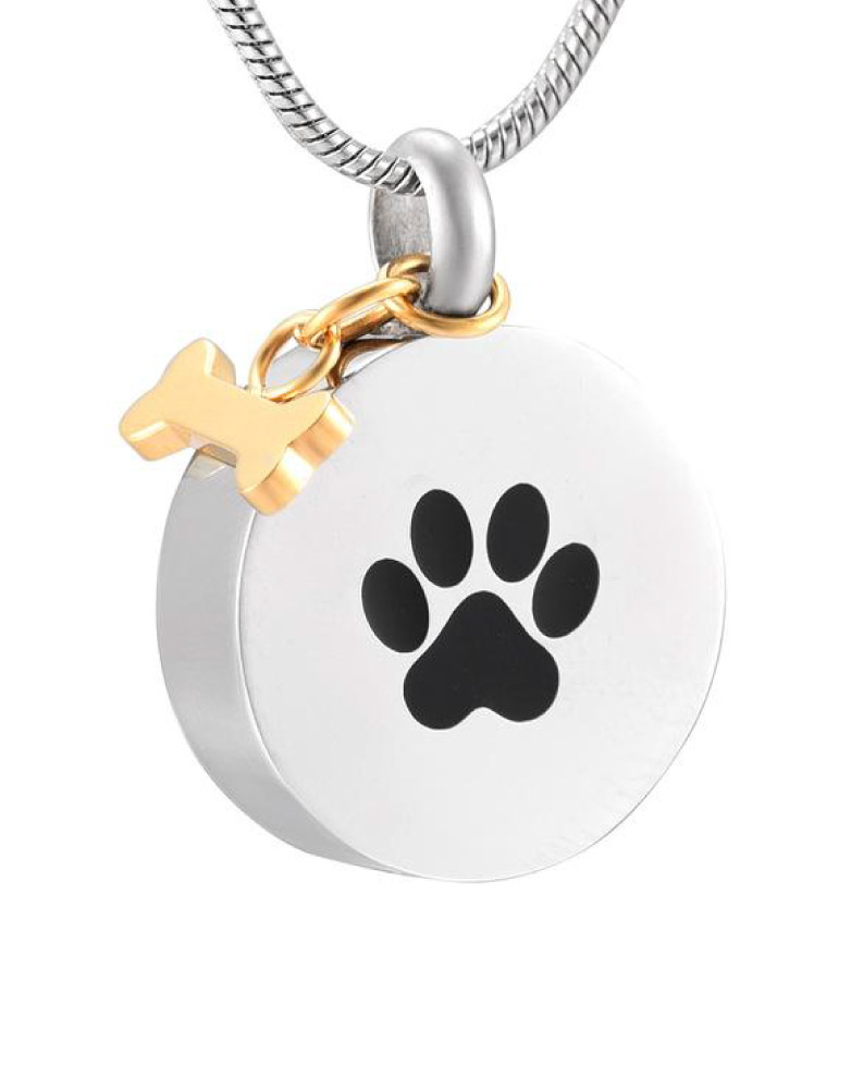 Urna para mascota modelo Collar