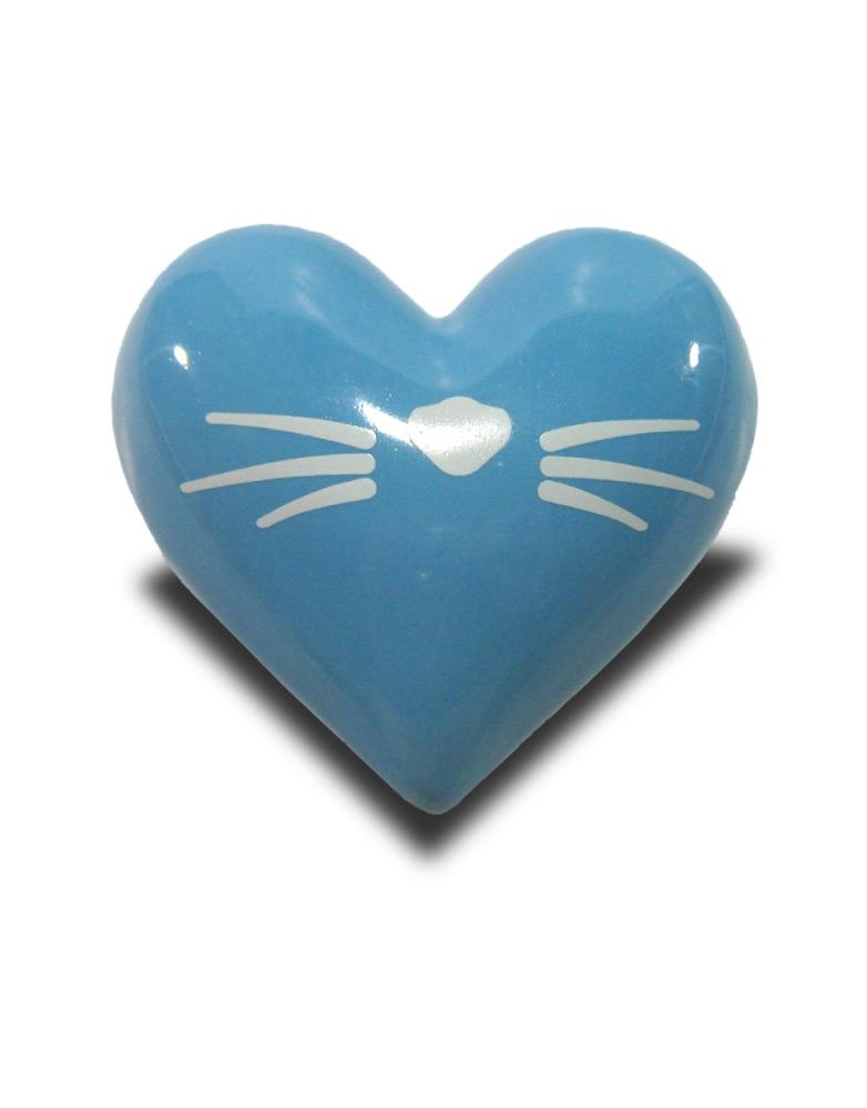 Urna para mascota modelo Corazón
