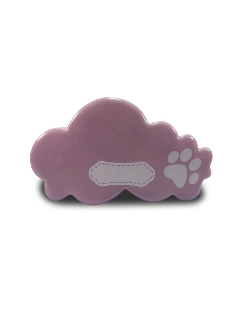 Urna para mascota modelo Nube