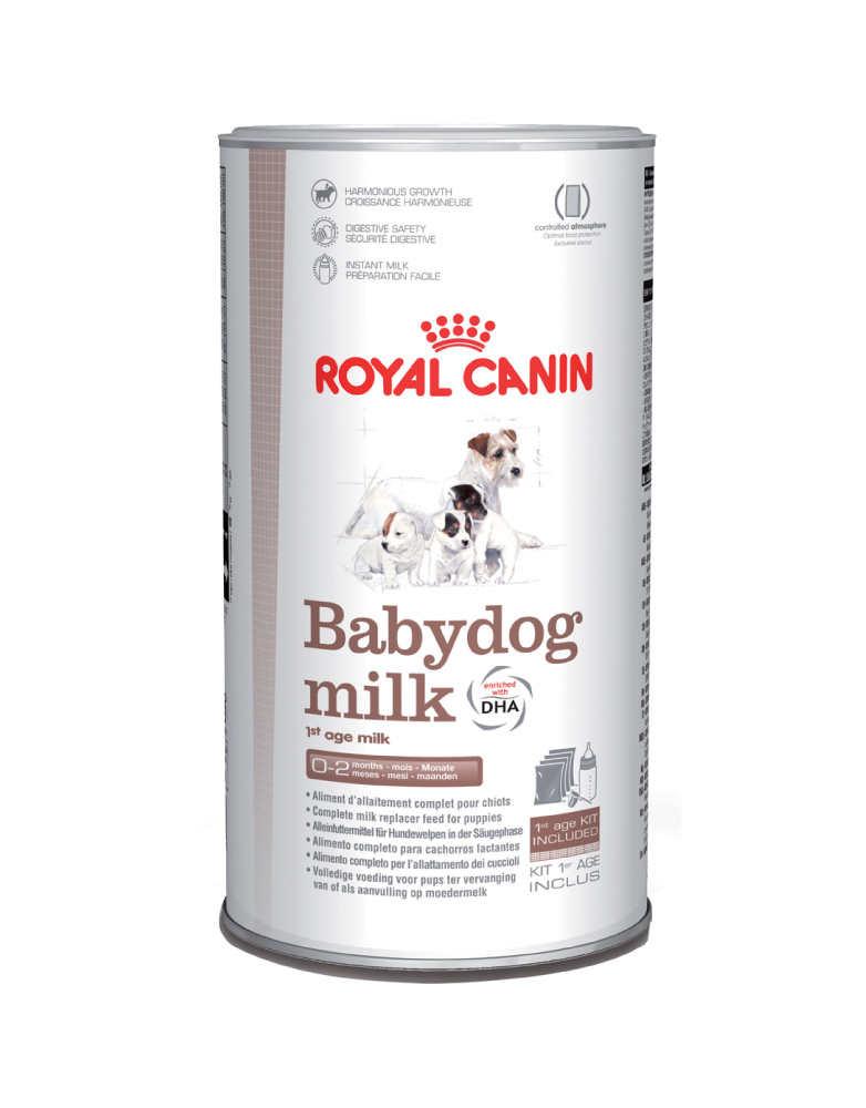 Leche para Cachorro Royal Canin Babydog Milk