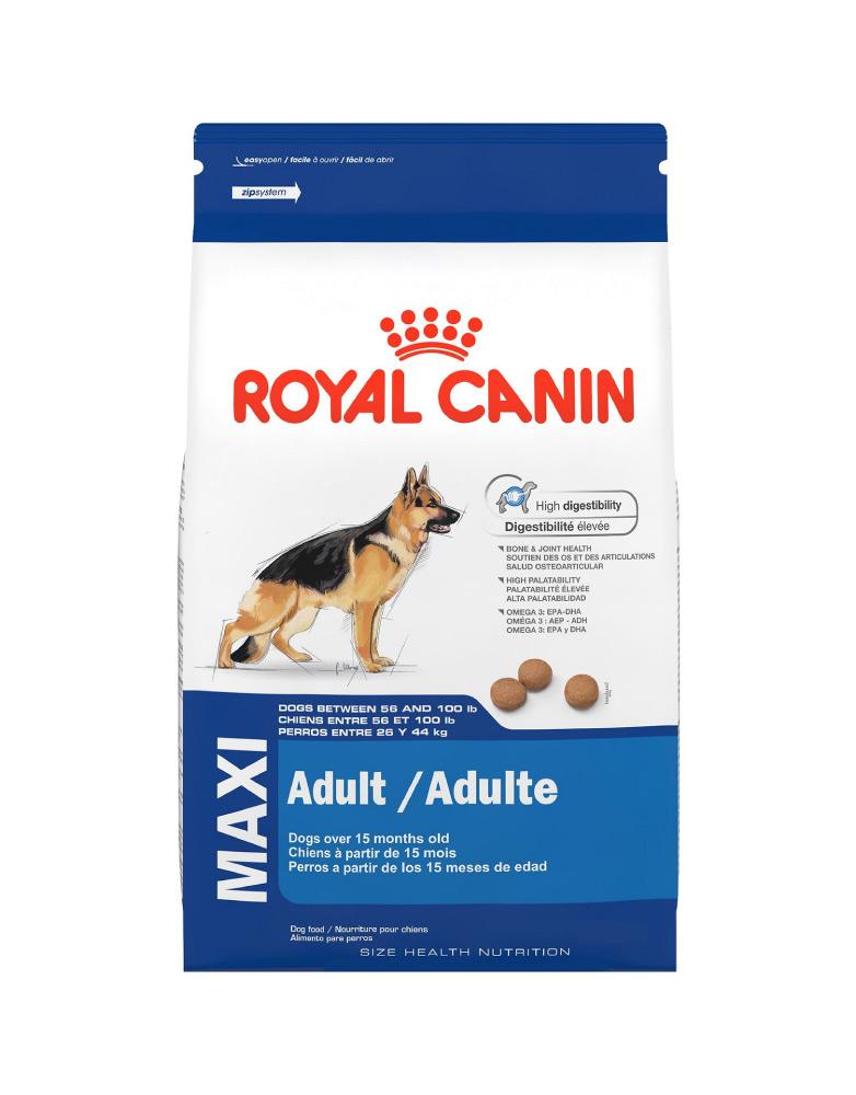 Croquetas para Perro Royal Canin Maxi Adulto