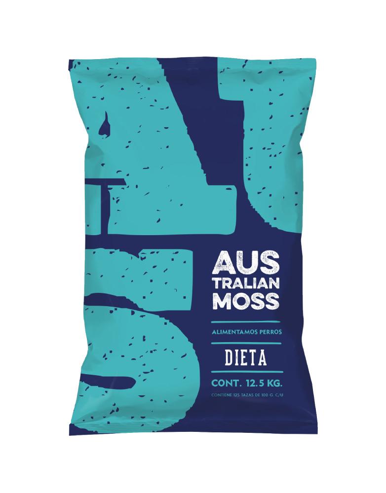 Croquetas para Perro Australian Moss de Dieta Light