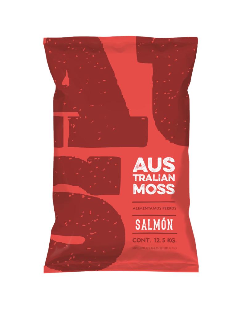 Croquetas para Perro Australian Moss de Salmón